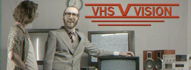 VHS Vision V | Live:  Timecop1983 (NL) | Dana Jean Phoenix (CA) | Parallels (CA)