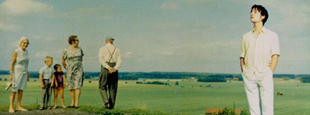Ulf Stureson framför I OVERKLIGHETEN