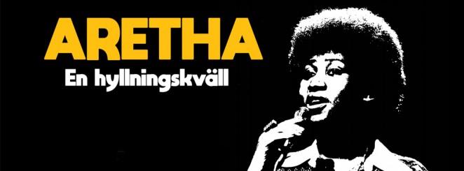 Aretha - En hyllningskväll | DJs Souldisco med Hymn