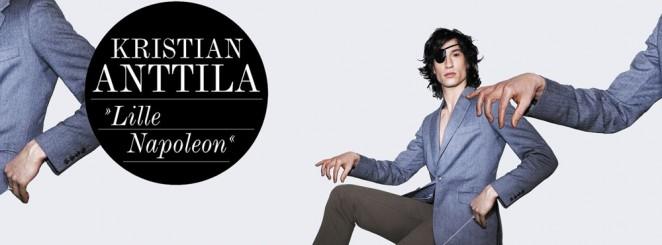 Jubileumskonsert - Kristian Anttila + vänner - Lille Napoleon 10 år