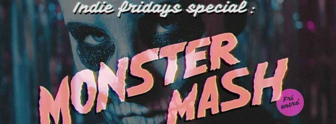 00-03 Indie Fridays Special: Monster Mash | DJ Annikan