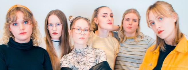 KNASH Releasefest & Feministisk Marknad | DJ Bittersweet