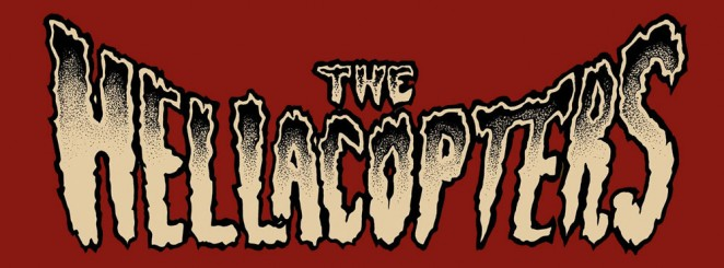 THE HELLACOPTERS NEW YEAR EXPLOSION!