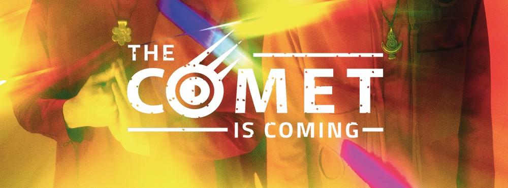 The Comet is Coming   NYOS   DJ Richard Karström