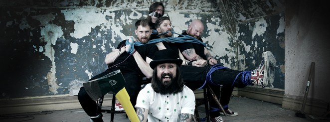 Massive Wagons I Capricorn