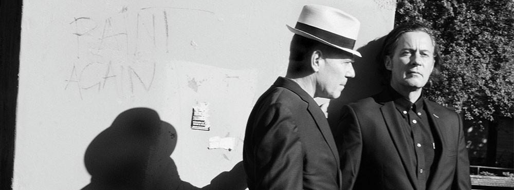 Bangers'n'Mash feat. Paul Simonon (The Clash)   Dan Donovan (Big Audio Dynamite)   Magnus Carlson   Robert Plaszczyk