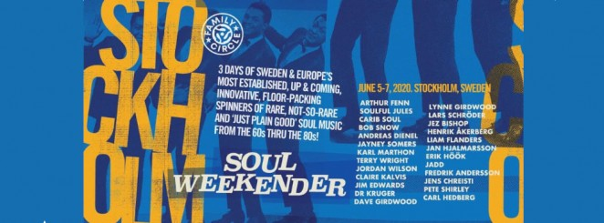 Stockholm Soul Weekender