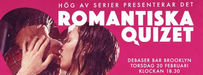 Nya Filmquizet | Det romantiska quizet