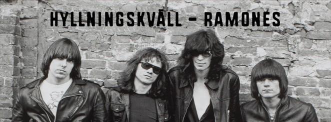 Hyllningskväll: Ramones I DJ Bittersweet