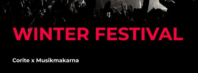 Winter Festival: King No-One, ISA, Julia Alfrida, Nina Bring, med flera