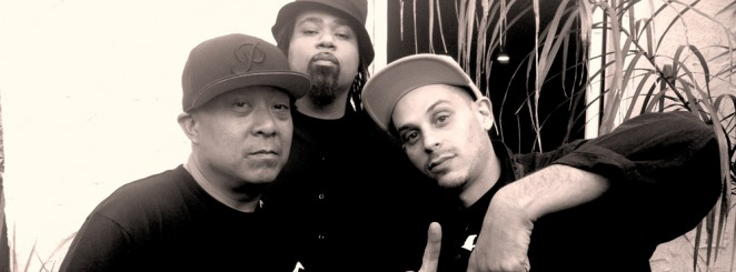 DILATED PEOPLES + R.A. THE RUGGED MAN +  A-F-R-O + Mr. Green.