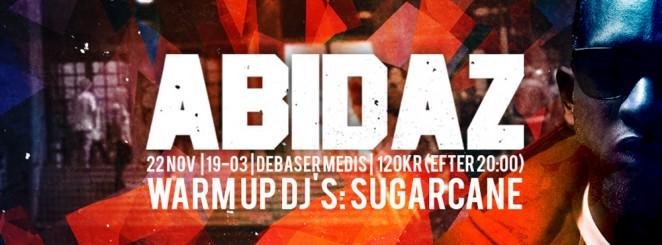 Abidaz + Gäster: Denz + Yasin (Bynblock) + N (aka Näbil)