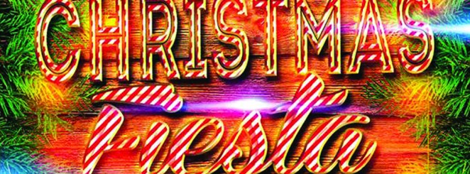 El Barrio & Camille Santana proudly presents: Christmas Fiesta