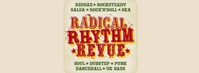 DJs Radical Rhythm Revue