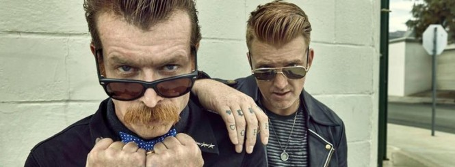 Eagles of Death Metal + White Miles