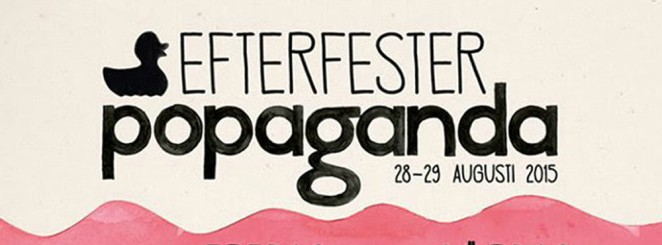 Popaganda Afterparty: LINDSTRØM + Y+M