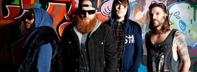 Skindred + Chemia + Deadly Circus Fire