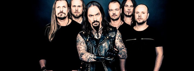 Amorphis + Support