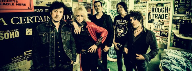 Michael Monroe + Heavy Tiger