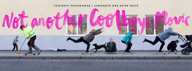 "After Skate x Bar Brooklyn: ""Not another Coolboys video"""