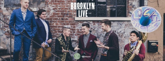 Brooklyn Live: Lucky Chops