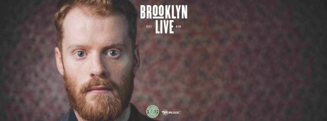 Brooklyn Live: Ciaran Lavery