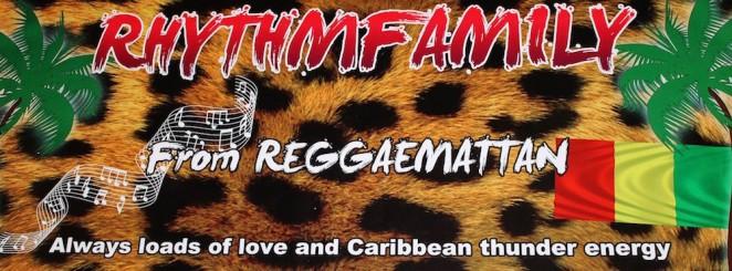 Rhythmfamily från Reggaemattan