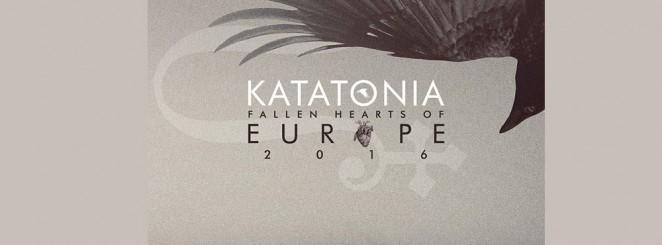 Katatonia / Agent Fresco / VOLA