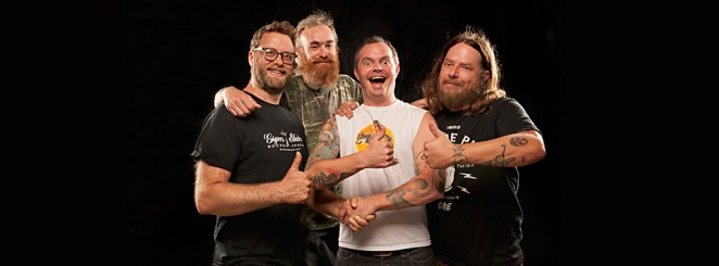 Red Fang + Torche