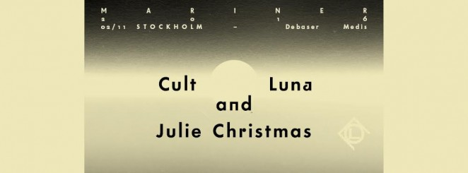 Cult of Luna & Julie Christmas
