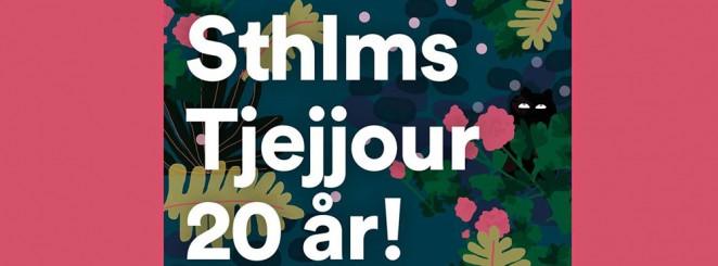 DEBASER x STOCKHOLMS TJEJJOUR 20 år