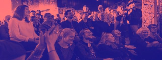 Brooklyn Haha! |  David Druid | Martin Soneby | Ulrika Campbell | David Sundin | Jonathan Rollins