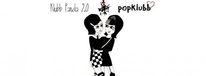Juldagspopen Med Klubb Panda 2.0 Och Popklubb