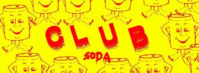 00-03 CLUB SODA #2 | DJs Herbamare Love, Vidar Trojenborg & Xavier Estrada