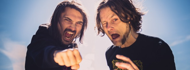 Truckfighters | Deville | DJs Lovers & other strangers