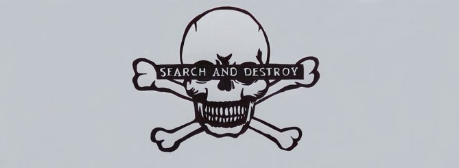 Search And Destroy III | Burning Kitchen | The Dahmers | Rotten Mind | The Guilt | Svart Katt
