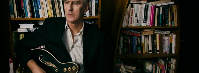 Robert Forster (The Go-Betweens) Special guest: Peter Morén
