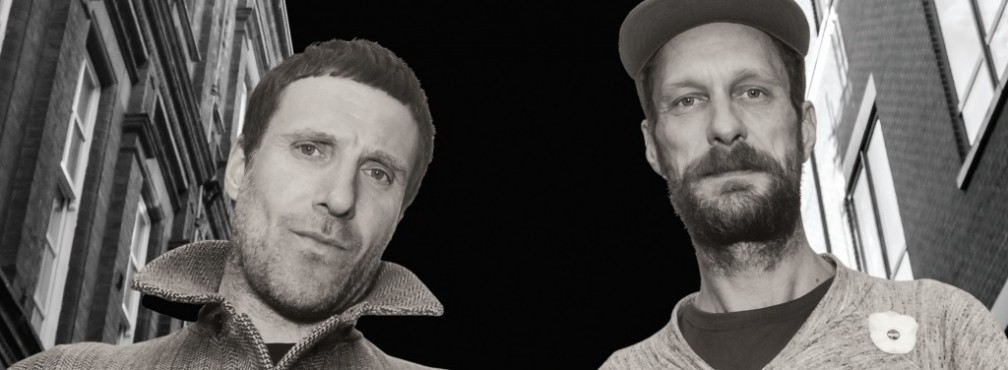 Sleaford Mods | Treriksröset | Neutral | DJ Andres Lokko