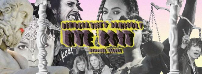 Nyårsfest med Demokratiskt Dansgolv