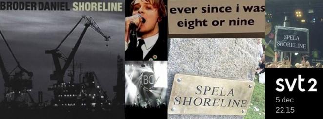 Vi tittar på Hitlåtens Historia: Shoreline - tillsammans