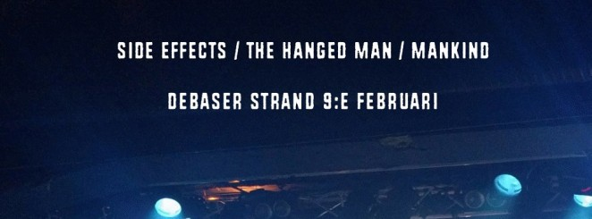Garageland | Side Effects / The Hanged Man / Mankind