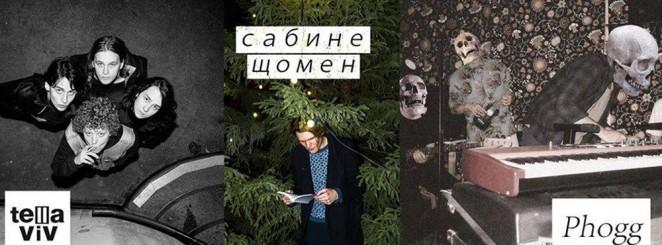 Tella Viv // Phogg // Sabine Women