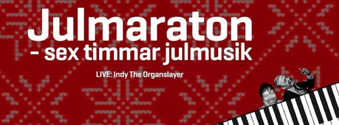 Julmaraton med Tom Jerry feat. Indy The Organslayer